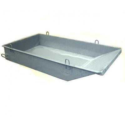 Бадья для бетона БН-0,5 (лоток)