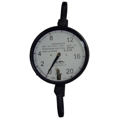 Динамометр механический  ДПУ-100 (до 10т)