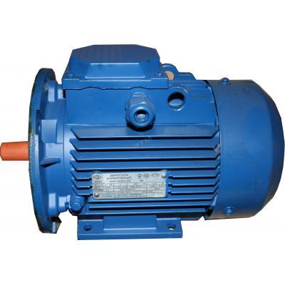 Электродвигатель АИР 80 А6 0,75 кВт*1000 об/мин. (2081)