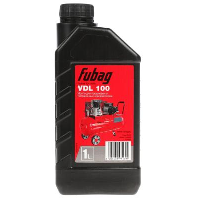 Масло для поршневых компрессоров FUBAG VDL 100  1л