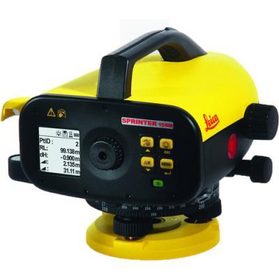 Нивелир цифровой Leica Sprinter 50 с поверкой