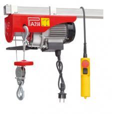 Таль электрическая стационарная РА-125/250 Н=12/5,5м