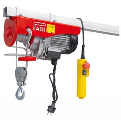 Таль электрическая стационарная РА-250/500 Н=12/6м