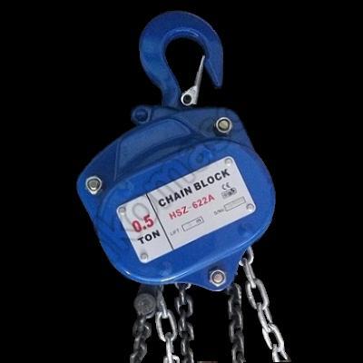 Таль ручная шестеренная HS-Z 3т 3м RenzA