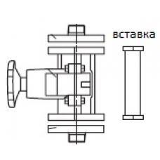 Вставка, трубка резиновая для SGV