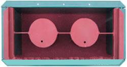 Оснастка формы для пустотного блока 390х190х190 мм