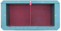 Оснастка формы для полнотелого блока 195x190х190 мм