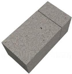 Готовый блок укороченной длины