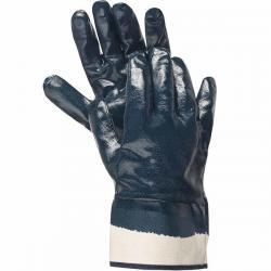 Перчатки НИТРИЛОВЫЕ полное покрытие (12/уп)
