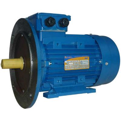 Электродвигатель АИР 160 М4 18,5 кВт*1500 об/мин. (2001)