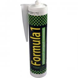 Герметик FORMULA 1 Neutral Sanitar силикон прозрачный 280 мл (24шт/уп)