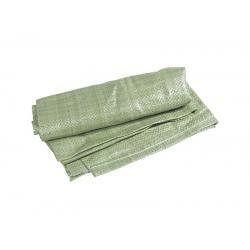 Мешок строительный полипропиленовый (зеленый)