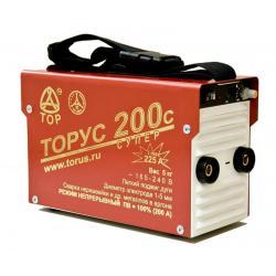 Инвертор сварочный Торус-200 (с комплектом проводов)