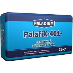 Клей монтажный PALADIUM PalafiX-401 25кг для пено- и газоблоков