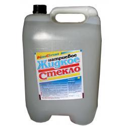 Жидкое стекло натриевое (15кг) канистра