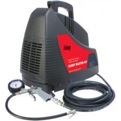 Воздушный компрессор Fubag HANDY MASTER KIT + набор из 5 предметов