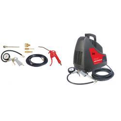 Воздушный компрессор Fubag PAINT MASTER KIT + набор из 3 предметов