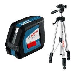 Лазерный нивелир Bosch GLL 2-50 P + штатив