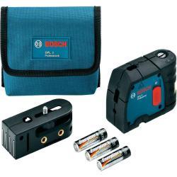 Лазерный нивелир точечный Bosch GPL 3