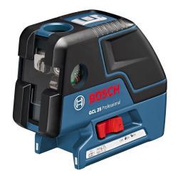 Лазерный нивелир точечный Bosch GСL 25 Professional + штатив BS 150