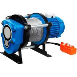 Лебедка электрическая KCD-1000 100 м 380В