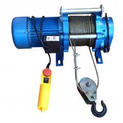 Лебедка электрическая KCD-300 70м 380в