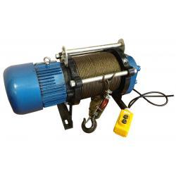 Лебедка электрическая KCD-500 30 м 220 в