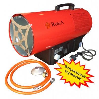 Нагреватель газовый (с термостатом) BGA-30 RenzA 30 кВт