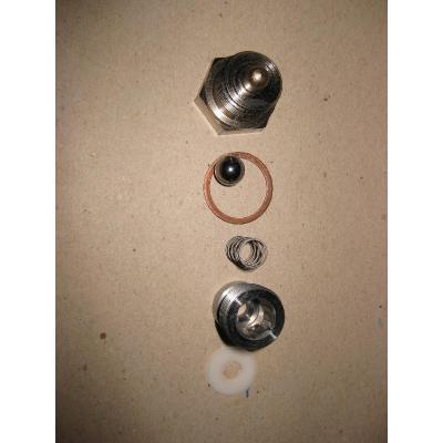 Нагнетательный клапан в сборе для TR15000 400003