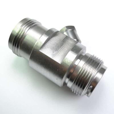 Wagner Корпус впускного клапана SF 31/7000 Housing for inlet valve with pusher assy 252279
