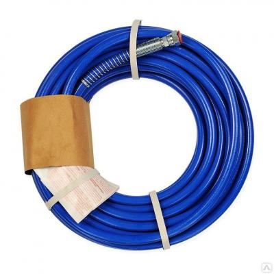 Рукав PPH-2 VE 75 d=10 L=1,50м 3/8 260 Bar, синий