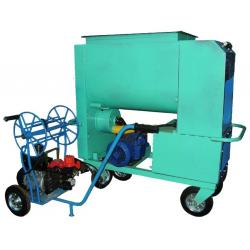 Агрегат для огнезащитных покрытий СОВ-5