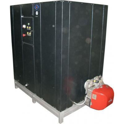 Парогенератор газовый вертикальный Орлик 0,4-0,07Г