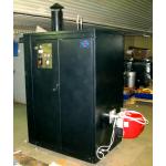 Парогенератор газовый вертикальный Орлик 0,2-0,07Г