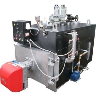 Парогенератор газовый горизонтальный Орлик 0,3-0,07МГ