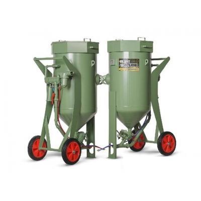 Комплект пескоструя на базе Contracor 100 литров