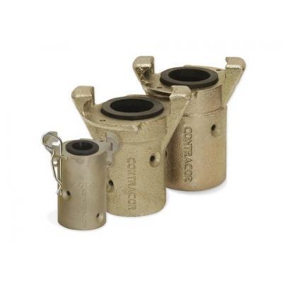 Сцепление для пескоструйных рукавов 38х54 мм CQT-3 металл