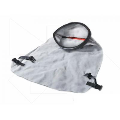 Пелерина кожаная для шлема пескоструйщика Aspect и Comfort