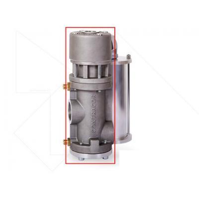 Клапан дистанционного управления для аппаратов DBS-25/50RC