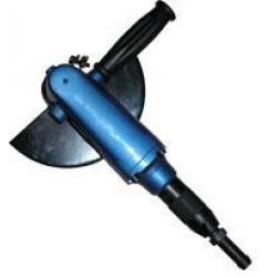 Шлифмашинка пневматическая ИП-21180 угловая