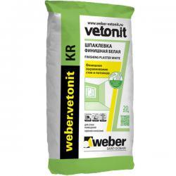 Ветонит KR по 20 кг финишная шпаклевка на клеевой основе (54)