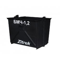 Тара для раствора самораскрывающаяся Zitrek БМЧ-1,2
