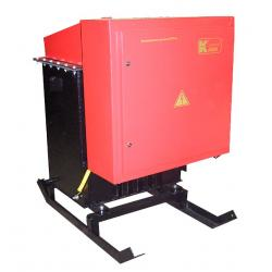 Трансформатор прогрева бетона КТПТО-80 (ручное управление)