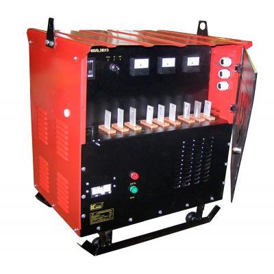 Трансформатор прогрева бетона ТСДЗ-80 (без автоматики)