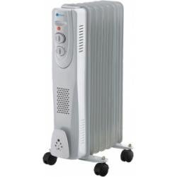 Радиатор масляный Selena SLR 1500   1,5 кВт. (7 секций)