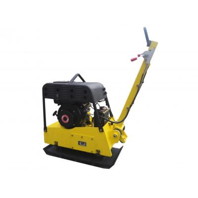 Виброплита реверсивная Zitrek CNP 30-3 AES (Diesel Loncin 178FE; 161 кг; 570 м2/час; упл.500 мм)