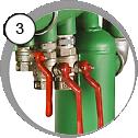 Циклонный сепаратор охладителя ACE/ACP